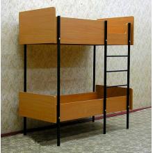Кровати двухъярусные для детского сада 1432*682*1400h