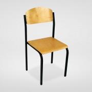 Школьный стул Кадет с гнутой фанерой
