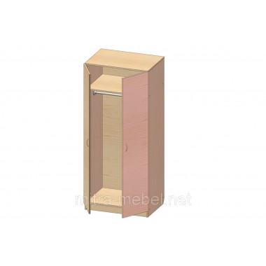 Шкаф для одежды Ш-43 (600*550*1860h)
