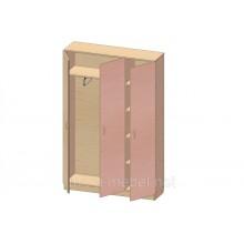 Шкаф для одежды Ш-46 (900*320*1860h)