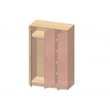 Шкаф для одежды Ш-47 (1200*550*1860h)