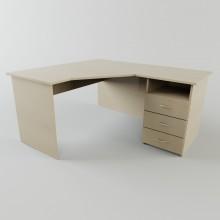 Стол угловой компьютерный С-115 (1200*1400*750h)