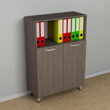 Шкаф для документов к-226 (600*330*1176h)