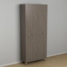 Шкаф платяной к-260 (600*330*1876h)