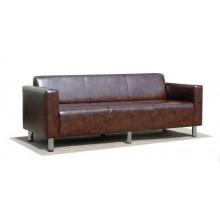 Офисный тройной диван Кристалл 2100*800*800h