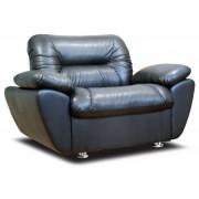 Офисный диван Визит-1 с подлокотниками (1260*1000*850h)