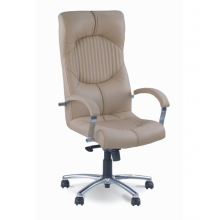 """Кожаное кресло для руководителя """"Гермес"""""""