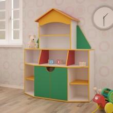 Стенка для детского сада Книжный дом (1200*420*1500h)