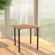 Стол обеденный Кармен (775*775*750h)