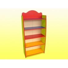 Детский стеллаж для игрушек (700*300*1480h)