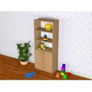 Шкаф детский Д-2 (600*320*1500h)