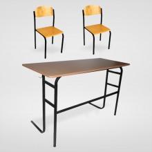 Комплект школьной мебели ЭКОНОМ-3