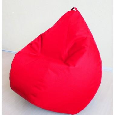 Кресло груша Оксфорд Красный