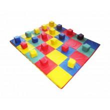 Мат-коврик Кубики 120-120-3 см