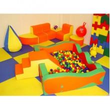 Детская игровая комната до 25 кв.м