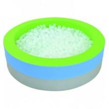Сухой бассейн с подсветкой