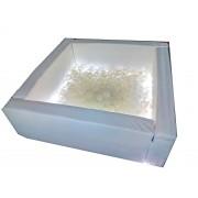 Сухой бассейн Светотерапия квадратный 150х40 см