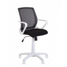 Комп'ютерне крісло ФлайGTP white