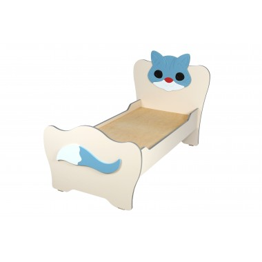 Кровать детская Котёнок (Медвежонок)