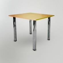 Стол для столовой 80*80см (столешница ДСП)