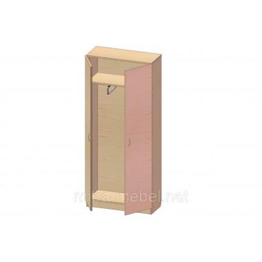 Шкаф для одежды K-116 (600*320*1860h)