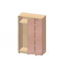 Шкаф для одежды K-137 (1200*550*1860h)