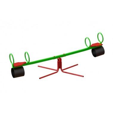Качели-балансиры c амортизацией КБ-703/3-Р