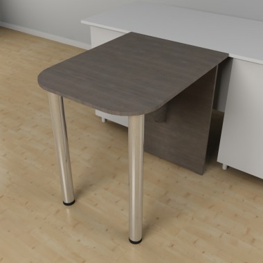 Стол приставной С-269 (600*800*726h)