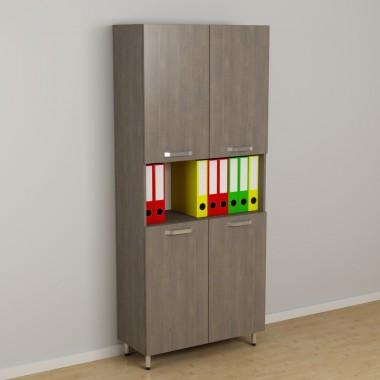 Шкаф для документов к-249(600*330*1876h)