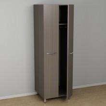 Шкаф платяной к-263 (600*550*1876h)