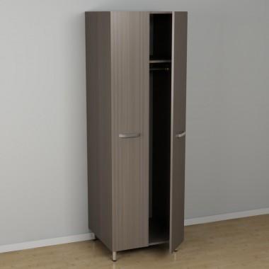 Шкаф платяной к-263 (600*330*1876h)
