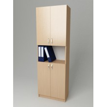 Шкаф офисный для документов K-107 (600*320*1860h)