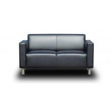 Офисный двойной диван Кристалл 1500*800*800h