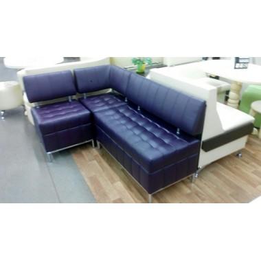 Офисный диван Кросс 1500*1000*780h