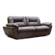 Офисный диван Визит-2 с подлокотниками (2080*1000*850h)