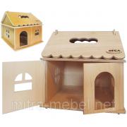 Кукольный домик, деревянный