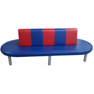 Игровой диван Двухсторонний (1700*700*650h)