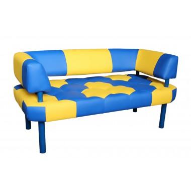Дитячий ігровий диван Сота-П  (1150*550*600h)