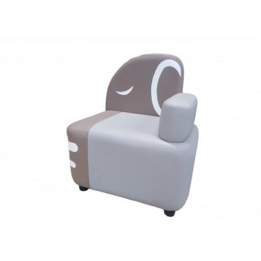 Игровое кресло Слоник (560х440х670h)