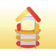Стенка игровая Магазин (1064*600*1574 h) для детского сада