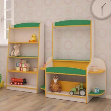 Игровая стенка для детского сада Магазин