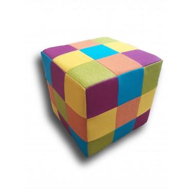 Игровой пуф Рубик (350*350*350h)