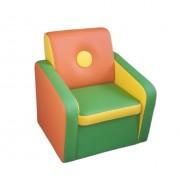 Кресло игровое Пуговка (550х550х670h)