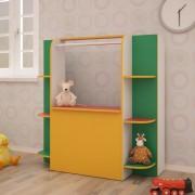 Игровая стенка Кукольный театр (1200*520*1250h)
