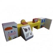 Мягкий игровой магазин для малышей