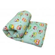 Детское одеяло шерстяное (1400*1000)