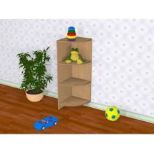 Шкаф детский угловой Д-7 (320*320*930h)
