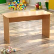 Стол для детского сада двухместный (1100*450*h)