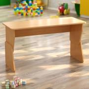 Стол детский двухместный регулируемый (1100*450*h)