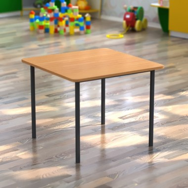 Стол детский Квадрат 680*680*h